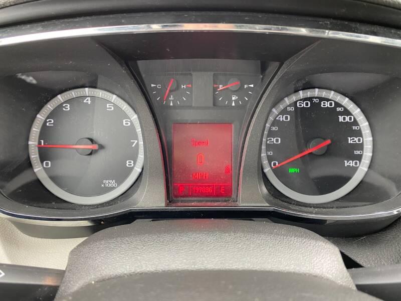 2011 GMC Terrain AWD SLE-2 4dr SUV - Abingdon VA