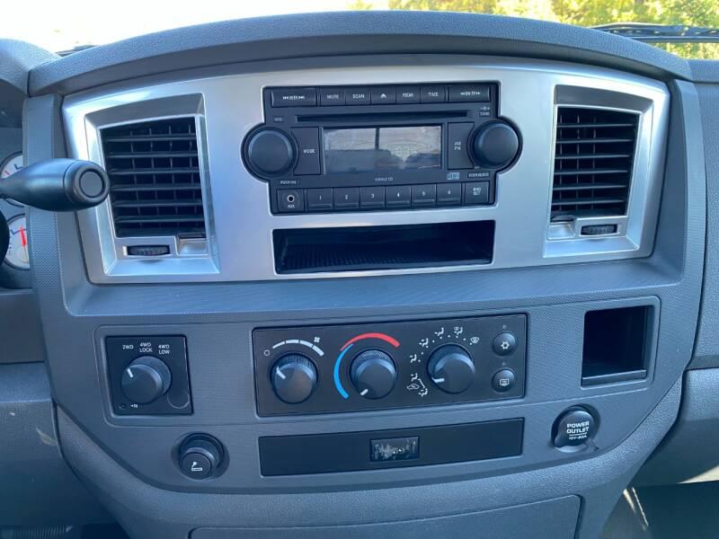 2008 Dodge Ram Pickup 1500 ST 4dr Quad Cab 4WD SB - Abingdon VA
