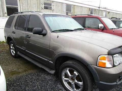 2003 Ford Explorer for sale at Variety Auto Sales in Abingdon VA