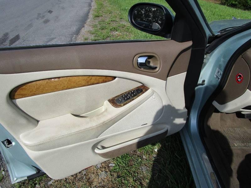 2005 Jaguar S-Type 4.2 4dr Sedan - Abingdon VA