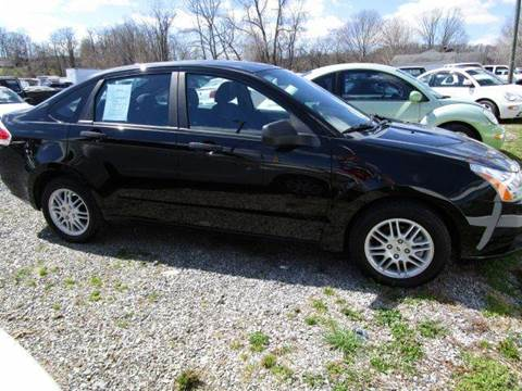 2011 Ford Focus for sale at Variety Auto Sales in Abingdon VA