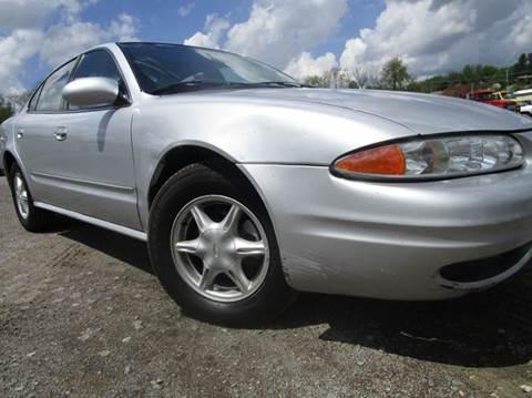 2001 Oldsmobile Alero for sale in Abingdon, VA