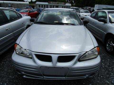 2002 Pontiac Grand Am for sale in Abingdon, VA