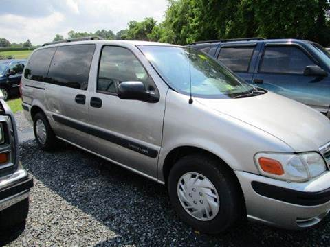 2004 Chevrolet Venture for sale at Variety Auto Sales in Abingdon VA