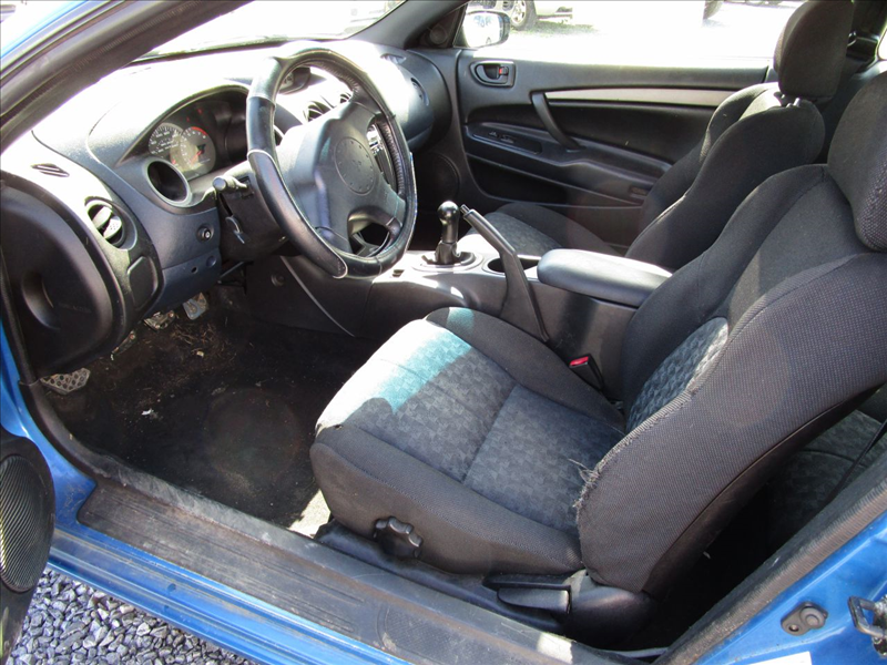 2003 Mitsubishi Eclipse Gs 2dr Hatchback In Abingdon Va Variety Auto Sales