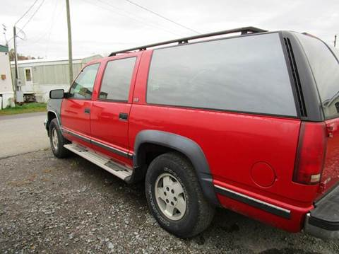1994 Chevrolet Suburban for sale in Abingdon, VA