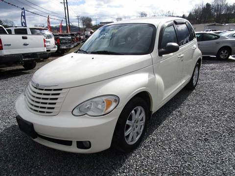 2008 Chrysler PT Cruiser for sale at Variety Auto Sales in Abingdon VA