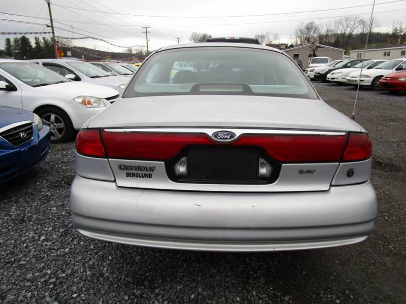 1998 Ford Contour LX 4dr Sedan In Abingdon VA