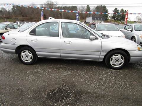 1998 Ford Contour for sale in Abingdon, VA