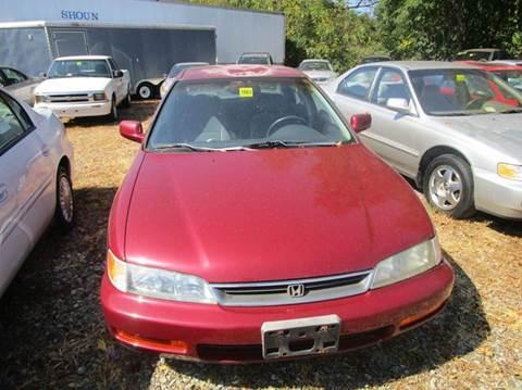 1997 Honda Accord for sale in Abingdon, VA
