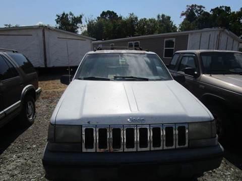 1993 Jeep Grand Cherokee for sale in Abingdon, VA