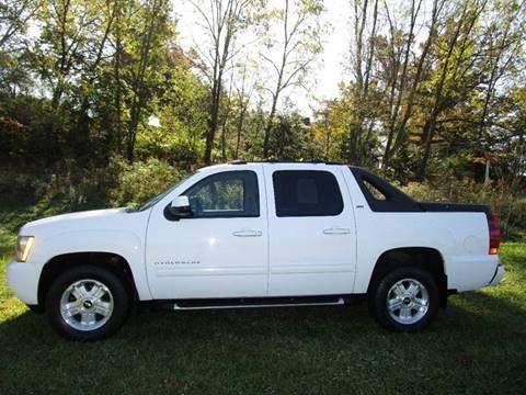 2011 Chevrolet Avalanche for sale in Abingdon, VA