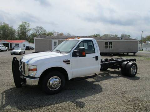 2008 Ford F-350 Super Duty for sale in Abingdon, VA