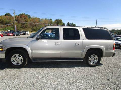 2005 Chevrolet Suburban for sale at Variety Auto Sales in Abingdon VA
