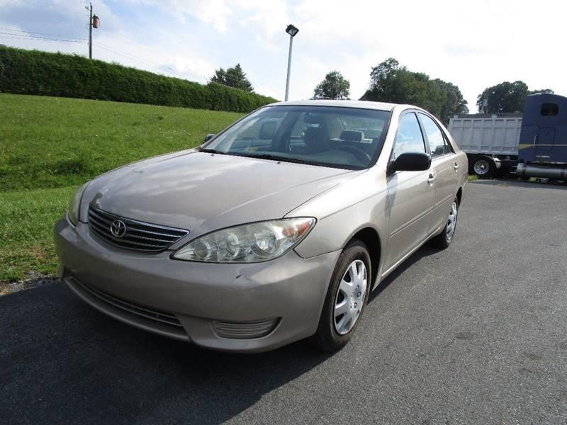 2006 Toyota Camry Standard 4dr Sedan w/Automatic - Abingdon VA