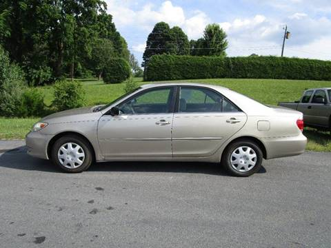 2006 Toyota Camry for sale at Variety Auto Sales in Abingdon VA