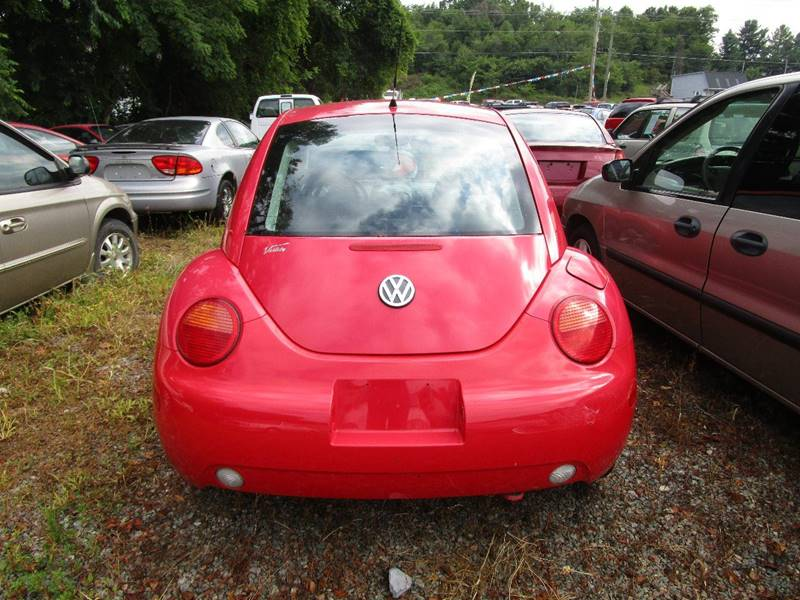 1998 Volkswagen New Beetle  - Abingdon VA