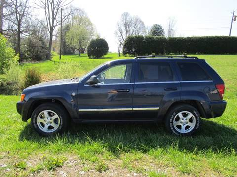 2006 Jeep Grand Cherokee for sale at Variety Auto Sales in Abingdon VA