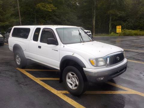 2003 Toyota Tacoma for sale in Attleboro, MA