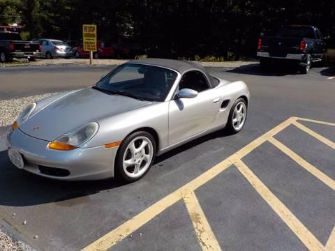 1999 Porsche Boxster for sale in Attleboro, MA