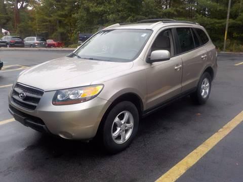 2007 Hyundai Santa Fe for sale in Attleboro, MA