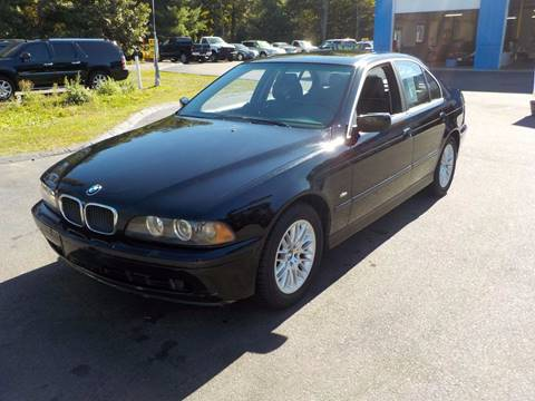 2001 BMW 5 Series for sale in Attleboro, MA