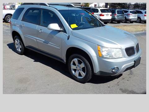 2006 Pontiac Torrent For Sale In Attleboro Ma