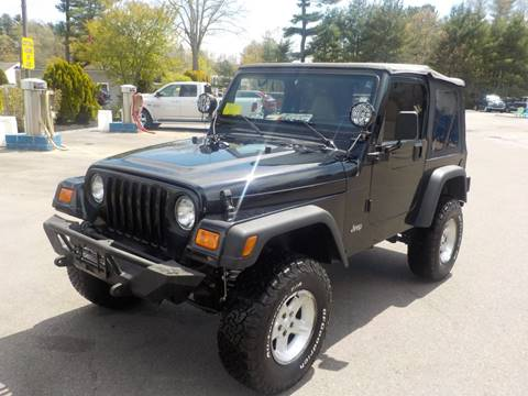 1999 Jeep Wrangler for sale in Attleboro, MA