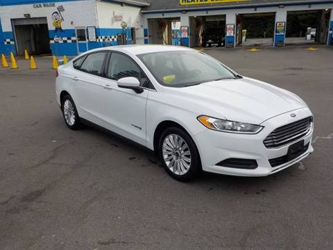 2014 Ford Fusion Hybrid for sale in Attleboro, MA