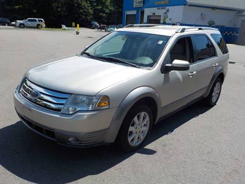 2009 Ford Taurus X for sale in Attleboro, MA