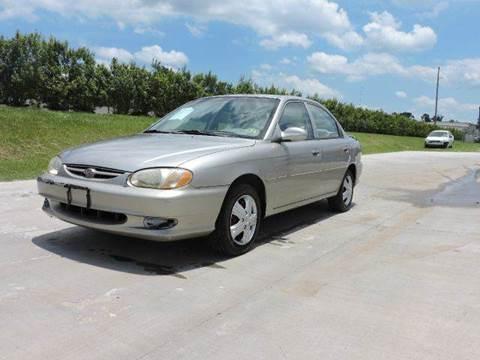 1998 Kia Sephia for sale in Conroe, TX