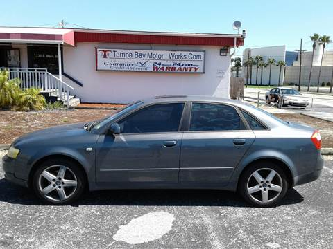 2002 Audi A4 for sale in Lakeland, FL