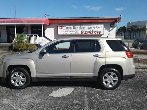 2011 GMC Terrain for sale in Lakeland, FL