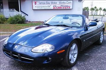 1998 Jaguar XK-Series for sale in Lakeland, FL