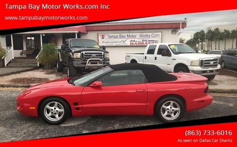 2002 Pontiac Firebird for sale in Lakeland, FL