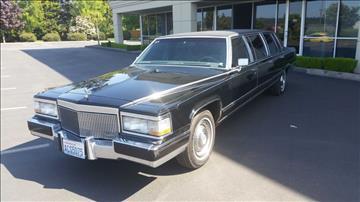 1991 Cadillac Brougham for sale in Auburn, WA
