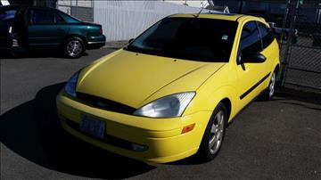 2001 Ford Focus for sale in Auburn, WA