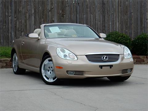 2003 Lexus SC 430 for sale in Virginia Beach, VA