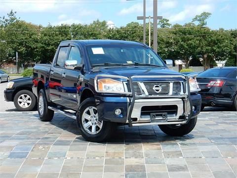 nissan titan for sale in virginia beach va. Black Bedroom Furniture Sets. Home Design Ideas