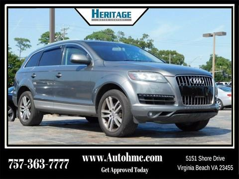 Cars For Sale in Virginia Beach, VA - Heritage Motor Company