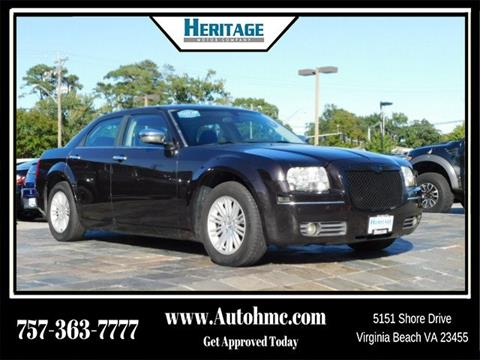 2010 Chrysler 300 for sale in Virginia Beach, VA