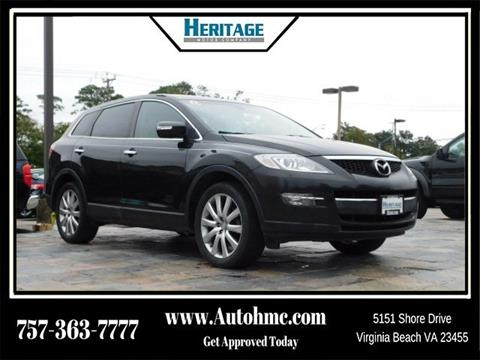 2008 Mazda CX-9 for sale in Virginia Beach, VA