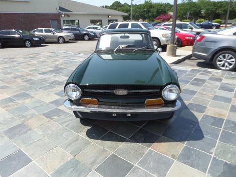 1972 Triumph TR6 for sale in Virginia Beach, VA