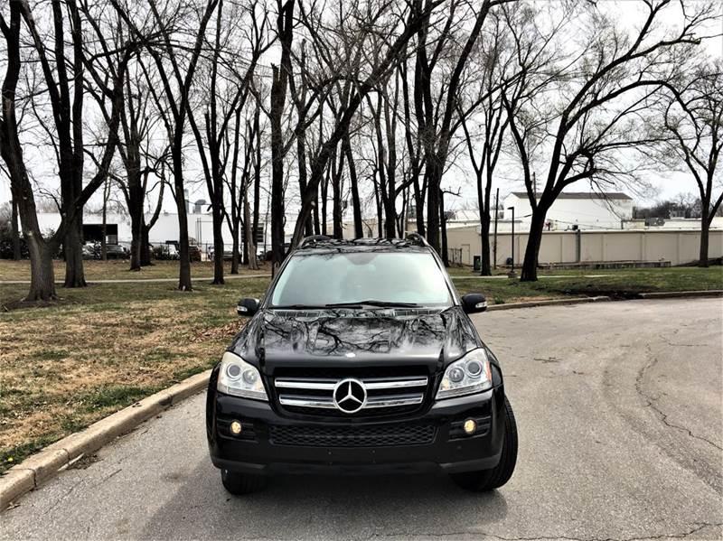 2008 Mercedes Benz GL Class AWD GL 450 4MATIC 4dr SUV   Kansas City