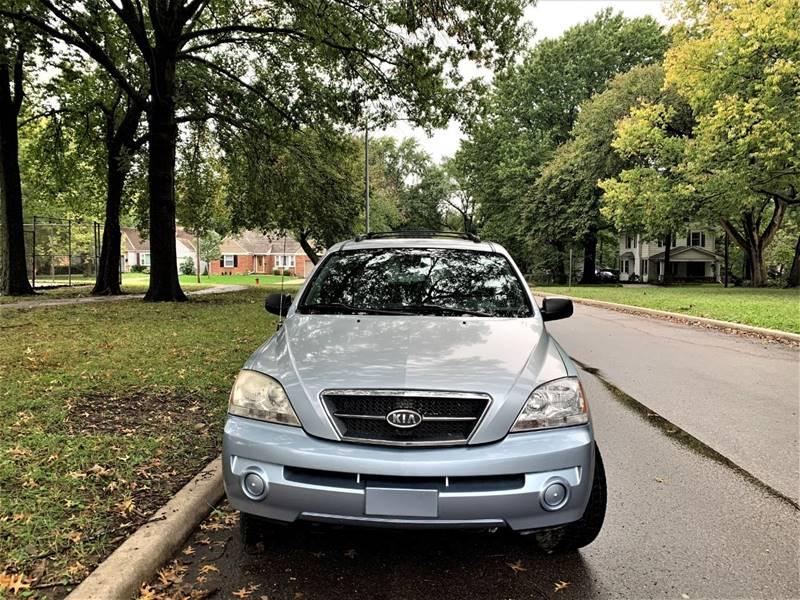 2004 Kia Sorento LX 4dr SUV   Kansas City MO