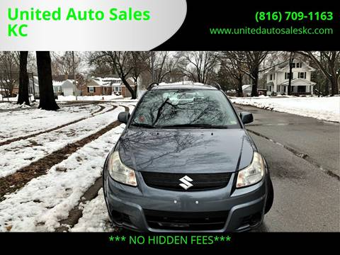 2009 Suzuki SX4 Crossover for sale in Kansas City, MO