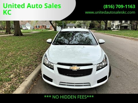 Chevrolet Used Cars Vans For Sale Kansas City United Auto