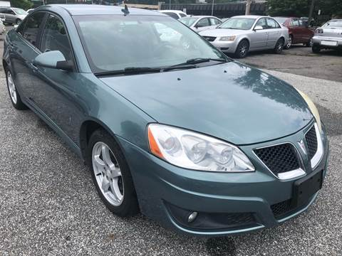 2009 Pontiac G6 for sale in Aston, PA