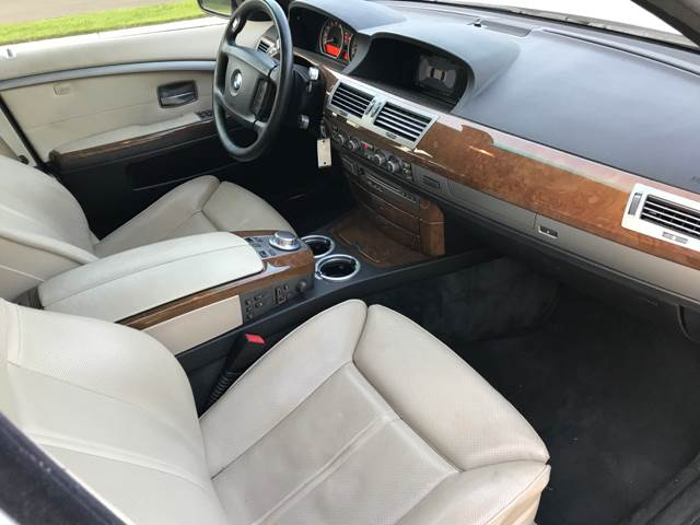 2008 BMW 7 Series for sale at NextCar in Jackson MS