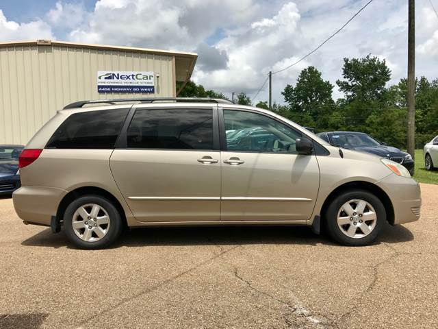 2004 Toyota Sienna for sale at NextCar in Jackson MS